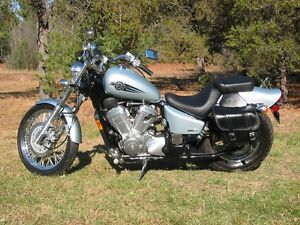 2007 Honda Shadow VLX (VT6)