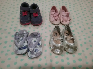 Bag of Girls Shoes - Size 6 (4 x pairs) Maryborough Fraser Coast Preview