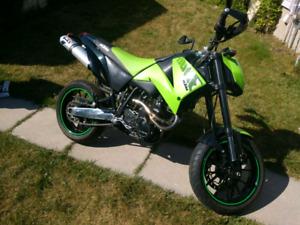 KTM Duke 620cc