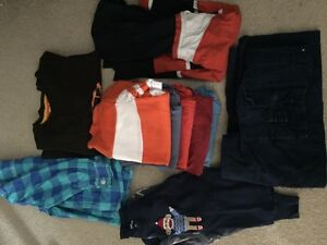 Boys fall/winter clothes - Size 5/5T  London Ontario image 1