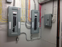 Compagnon electricien\ Electrician certified construction