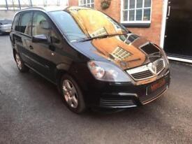 2007 Vauxhall Zafira 1.6 i 16v Energy 5dr