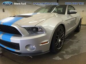 2012 Ford Mustang Shelby GT500  - out of province - one owner -  Regina Regina Area image 3