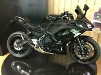 2020 Kawasaki NINJA 650 EX650MLF 20MY Petrol Manual