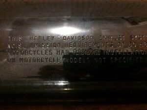 Harley Davidson exhaust system  St. John's Newfoundland image 2