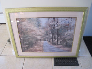 very large canvas in frame / landscape images Kitchener / Waterloo Kitchener Area image 9