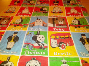 THOMAS THE TANK ENGINE COMFORTER