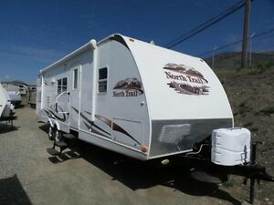2010 Heartland North Trail 29 BHSS HALLOWEEN HOWL PRICE $19980!!