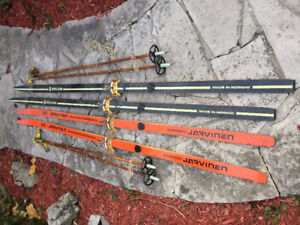 Vintage Classic Norway Made X-Country Skis  $Reduced$