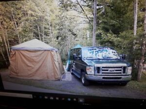 2009 Ford E150 EDITION CHATEAU Fourgonnette, fourgon
