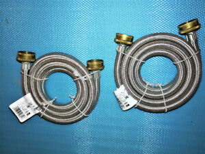 New Hose for Appliance Installation