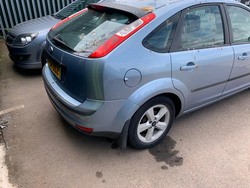 Ford focus zetec 1 6 and astra design 58 plate both spares or repairs | in  Leicester, Leicestershire | Gumtree
