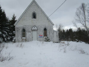 old church for sale