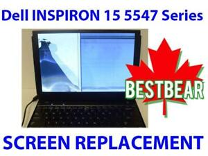Screen Replacement for Dell INSPIRON 15 5547 Series Laptop