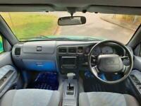 TOYOTA HILUX 2.0 LITRE PETROL 2001 DOUBLE CAB PICK UP AUTOMATIC 66070 MILES