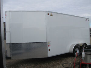 Brand New CJay 14 Ft Enclosed Cargo V-Nose