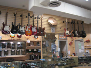 Guitar Sale - 30% off ticketed prices