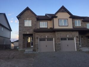 3 Bedroom townhouse - New from builder