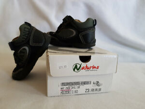 All leather toddler, children, kids shoes, Naturino, size 7 – 7.