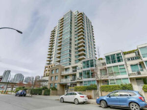 2 BEDROOM UNFURNISHED CONDO IN DOWNTOWN VANCOUVER
