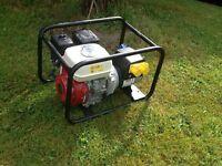 Honda 2 KVA stephill generator