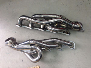Stainless Steel Headers with Gaskets