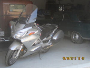 For Sale Honda ST 1300A Sport Touring motorcycle.