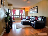 2 Bed 2 Bath Condo @ Kipling Station Available On September 1st