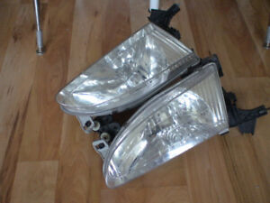 headlight light lamp assembly used