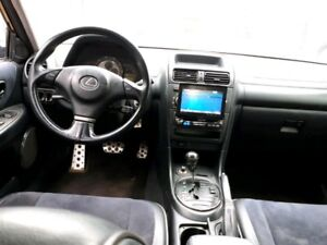 2003 Lexus IS300 only 2 owners. Comes with winter tires & rims