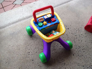 Marcheur Fisher Price
