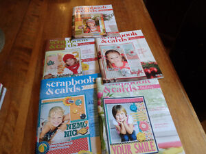 SCRAPBOOK & CARDS TODAY MAGAZINE'S