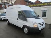 2012 12 FORD TRANSIT 2.2 TURBO DIESEL, 125 BHP, 6 SPEED, LONG WHEEL BASE,,SAME DAY FINANCE AVAILABLE