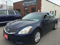 2011 NISSAN ALTIMA 2.5S 4CYLINDER AUTOMATIC