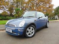SUPERB 2007 MINI 1.6 ONE CONVERTIBLE SERVICE HISTORY DRIVES BEAUTIFULLY