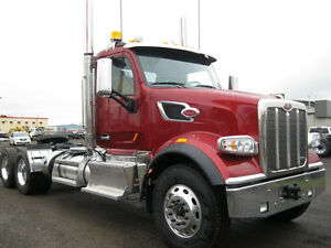 New 2017 Peterbilt model 567 Day cab