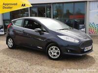 2014 (63) Ford Fiesta Zetec Econetic Tdci