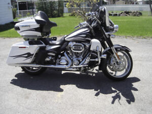 Harley-Davidson Screamin Eagle 2016 FLHXS ,110 et 1800cc