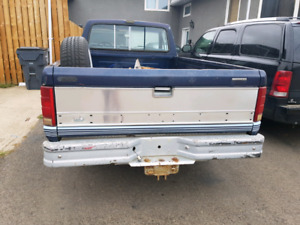 1984 ford truck for sale parts or whole?