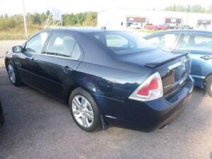 Ford Fusion 2008 4x4 à vendre ! Il est impeccable !