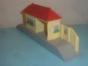 Lower-Tidmouth-Station-Only-Thomas-Trackmaster-Train-Building
