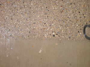 Sandblasting & wet abrasive / dustless blasting (mobile) Moose Jaw Regina Area image 1