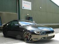 BMW 6 Series 4.4 645Ci Coupe 2d 4398cc auto