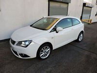 65 Seat Ibiza 1.4 Toca Damaged Salvage Repairable