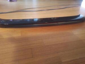 2008 Altima Couple Rear Spoiler