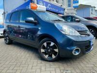Nissan Note 1.6 N-Tec+ Automatic PETROL AUTOMATIC 2013/13