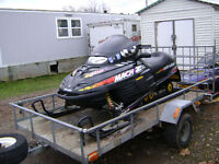 ***PARTING OUT SLEDS***           1998 MACH Z 800 TRIPLE SKI-DOO