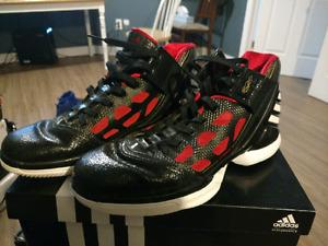 Adidas adizero rose 2 basketball shoe sz 10