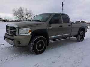 **2008 Ram 3500 Laramie long box Quad cab, Financing, Trades??