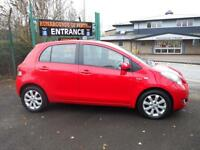 Toyota Yaris 1.4 D-4D ( 90bhp ) T Spirit 5 Door Hatch Back